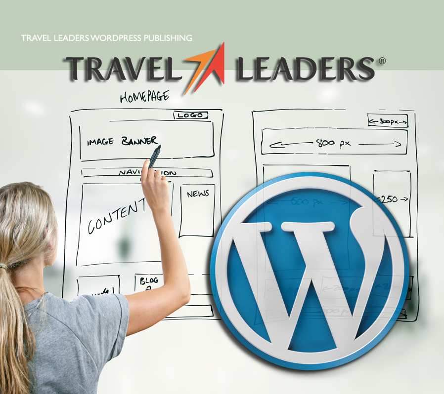 Travel Leaders WordPress Village